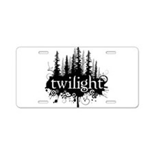 Unique Twilight new moon heart designs Aluminum License Plate