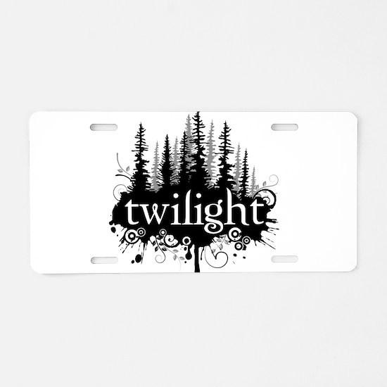Unique Twilightforever Aluminum License Plate