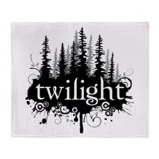 Cute Twilight breaking dawn Throw Blanket