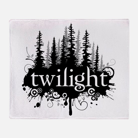 Cute Twilightforever Throw Blanket