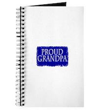 Proud Grandpa Journal