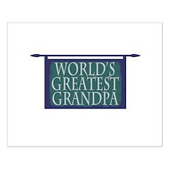 World's Greatest Grandpa Posters