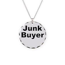 Junk Buyer Necklace