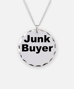 Junk Buyer Necklace
