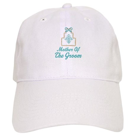 Mother of the Groom Wedding Cake Cap