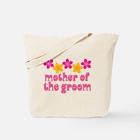 Mother of the Groom Hawaiian Tote Bag