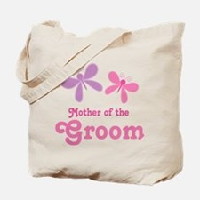Butterflies Mother of the Groom Tote Bag
