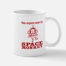 Space Monkey Small Small Mug