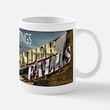 Greetings from Wonderfalls Mug
