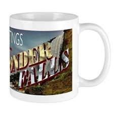 Greetings from Wonderfalls Mug