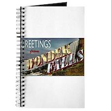 Greetings from Wonderfalls Journal