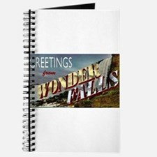 Greetings from Wonderfalls Journal