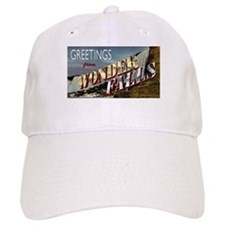 Greetings from Wonderfalls Baseball Baseball Cap