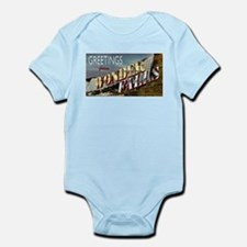 Greetings from Wonderfalls Infant Bodysuit