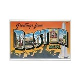 Boston mass Magnets