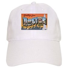 Boston Baseball Baseball Cap
