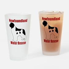 Landseer Water Rescue Pint Glass
