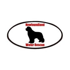 Water Rescue with Silhouette Patches
