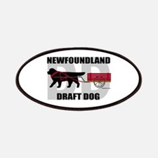 Draft Dog Patches