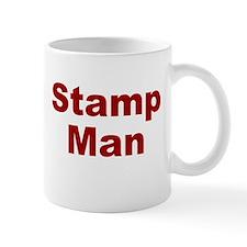 Stamp Man Mug
