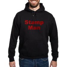 Stamp Man Hoodie