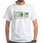 Solace White T-Shirt