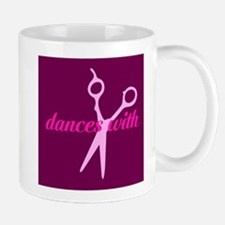 Dances with Scissors Small Small Mug