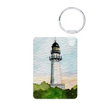 Cape Elizabeth Lighthouse Keychain