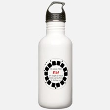 Fate's Bitch Water Bottle
