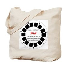 Fate's Bitch Tote Bag