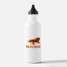 Wild as a Stallion Water Bottle