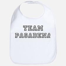 Team Pasadena Bib