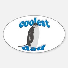 Coolest Dad Decal