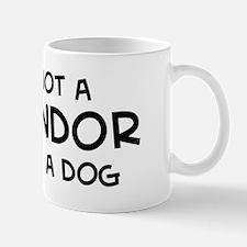 If it's not a Komondor Mug