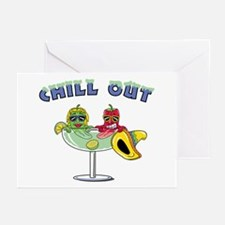 Chill Out Greeting Cards (Pk of 10)