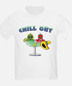 Chill Out Kids T-Shirt