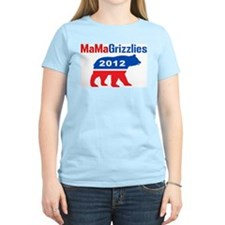 MaMa Grizzlies 2012 T-Shirt