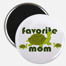 "Favorite Mom 2.25"" Magnet (10 pack)"