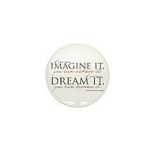 William Arthur Ward Mini Button (100 pack)