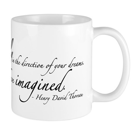Henry David Thoreau Mug
