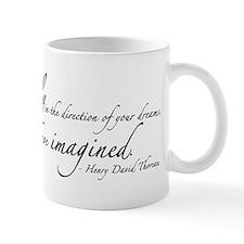 Henry David Thoreau Small Mug