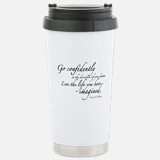 Henry David Thoreau Travel Mug