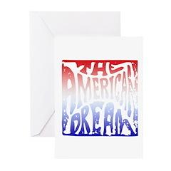 American Dream Greeting Cards (Pk of 20)