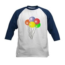 BALLOONS SAY PARTY TIME Tee