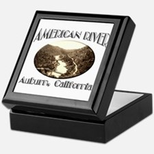 American River Keepsake Box