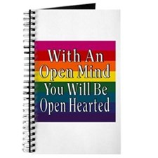 Open Mind Open Hearted Journal