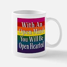 Open Mind Open Hearted Mug