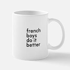 french boys do it better (bla Mug