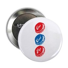 """One Cool Pop 2.25"""" Button (10 pack)"""