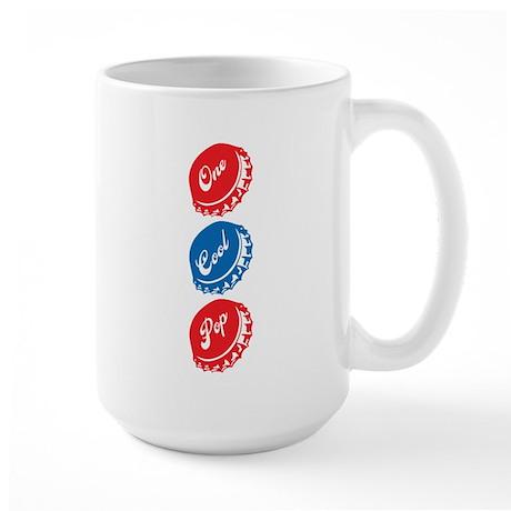 One Cool Pop Large Mug